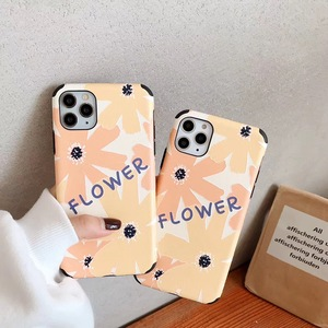 Vintage Silk Matte Floral Phone Case for Iphone 11 Case Cartoon Tpu Case for Iphone 7 11 Pro Xr X Max 6 8 Plus Soft Cover