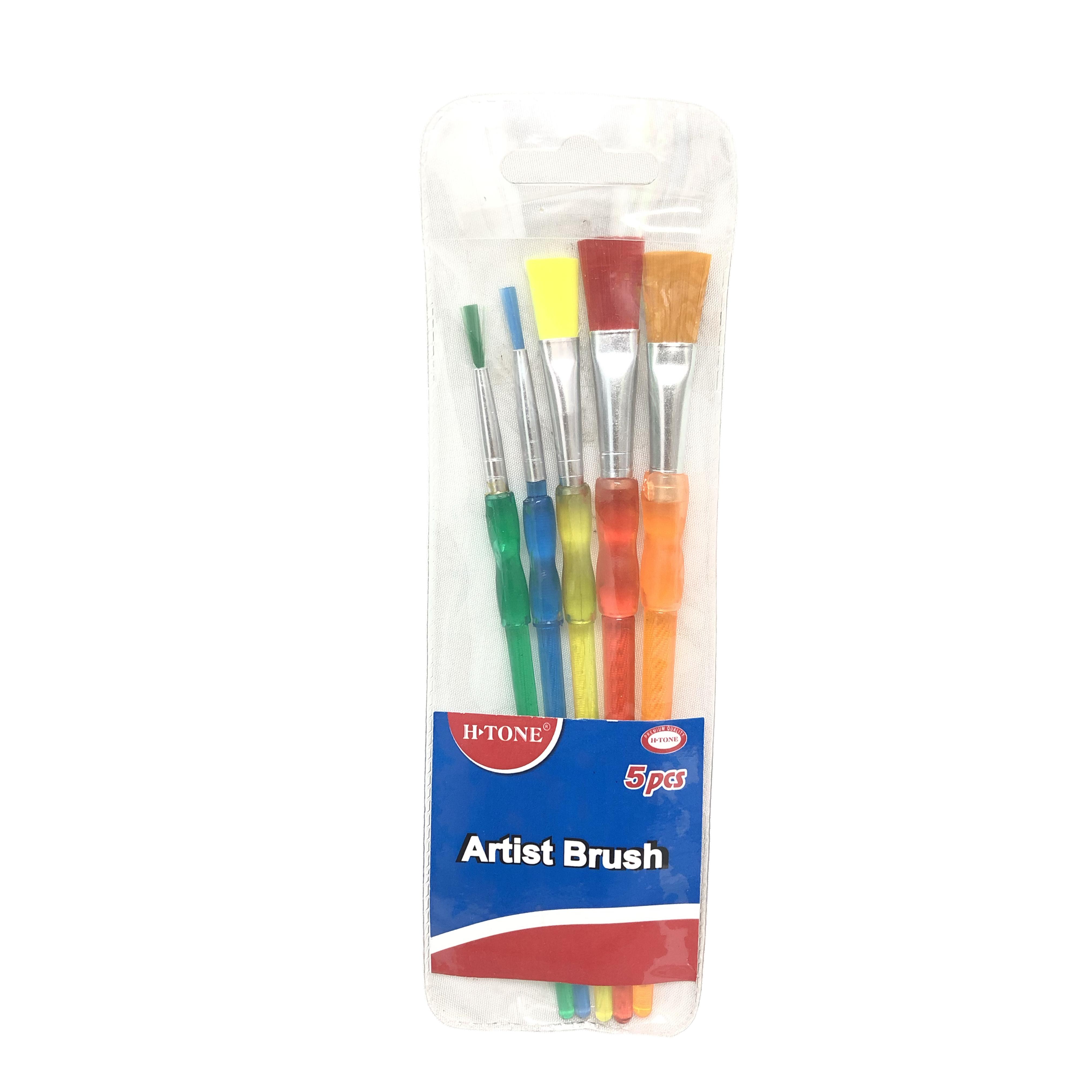 उच्च गुणवत्ता वरिष्ठ पेंटिंग कलाकार सेट कला की आपूर्ति पेंट ब्रश एक्रिलिक पानी के रंग का पेंट ब्रश