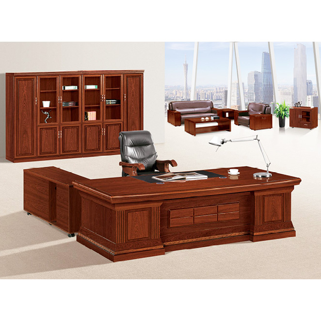antique office furniture executive table design for director office