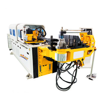 Full automatic 3d 2 inch hydraulic exhaust cnc pipe bending machine for sale