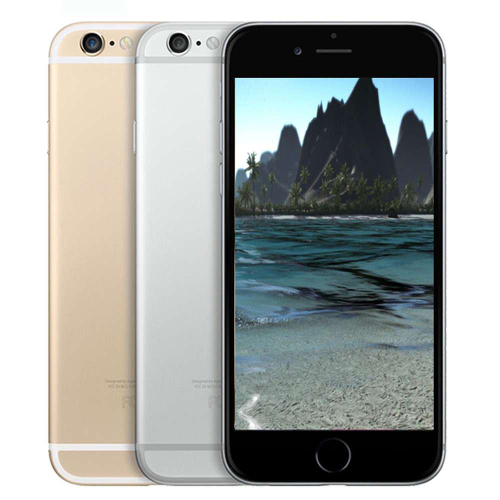 Original Entsperrt EINE Grade Hohe Qualität Smart Telefon Verwendet Smart renoviert phone16GB 64GB 128GB Für iphone 6/6plus/6s/6splus