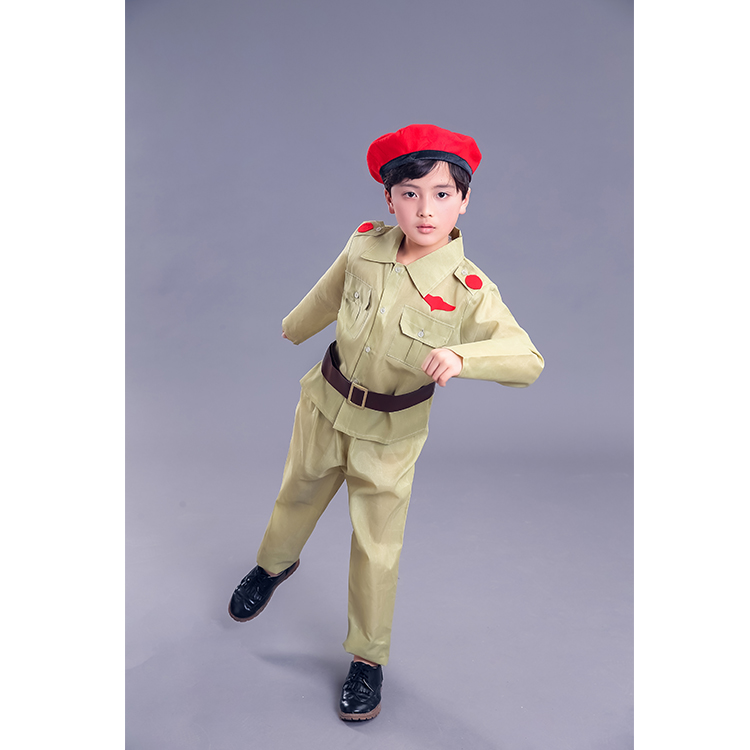 Factory outlet wholesale policeman halloween costume for kids
