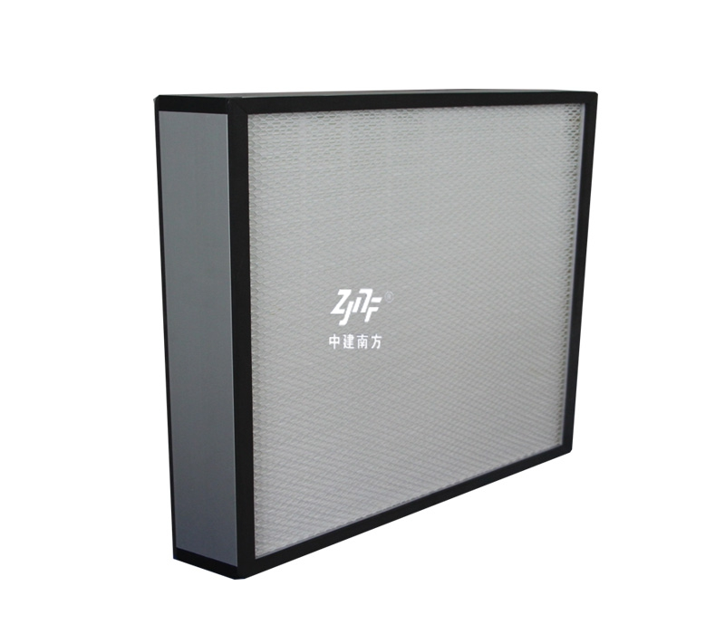 H13 0.3 Micron 99.99% Efficiency Aluminium Frame Hepa <strong>Filter</strong> 1175*575*69