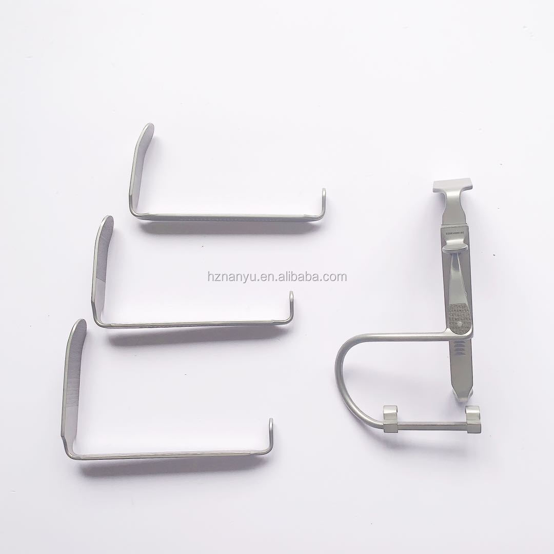 High quality Anesthetic Mounth-gag five in one ENT instruments Tonsil Instruments