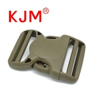 Strong POM Plastic Military Belt Buckle Types of Belt Buckles