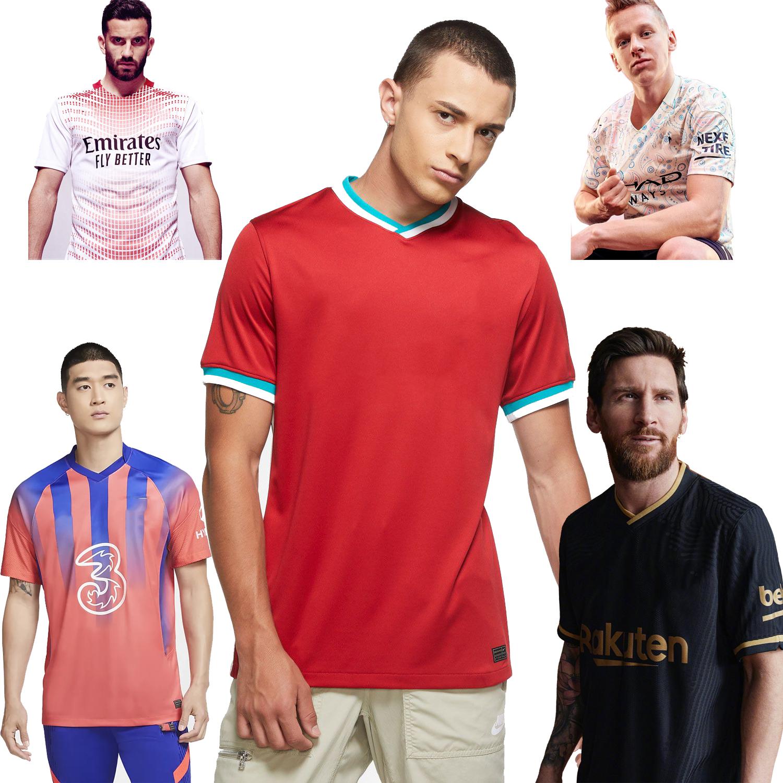 Real Thai quality inter man madrid fans city europe team soccer tshirt jersey football kit