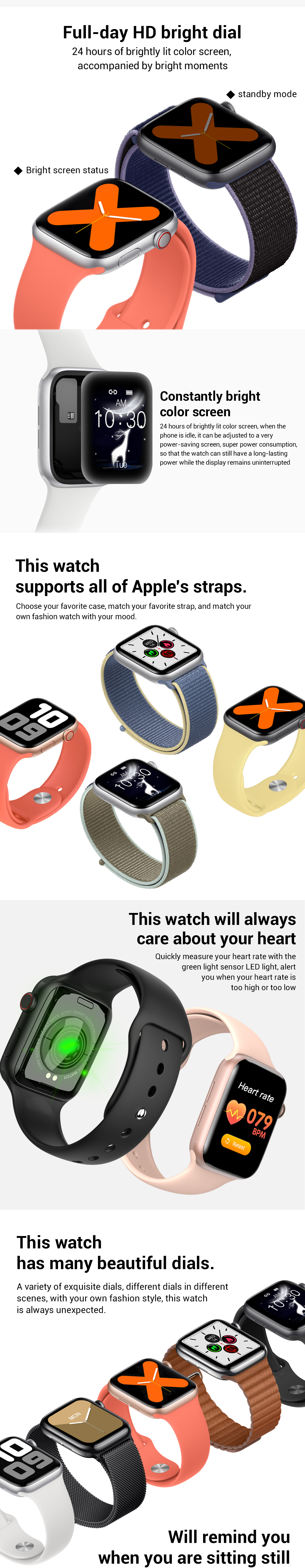 Relojes Inteligentes Universal Through Technology Waterproof Mobile Bracelet Bluetooth Band Smart Watches