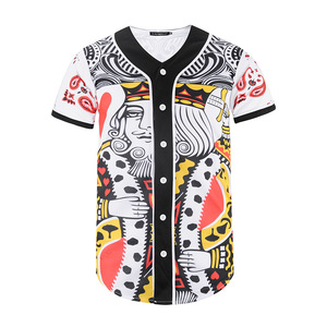 OEM CUSTOM Sublimation embroidery Sportswear Product Type and Baseball&Softball Wear Sportswear Type Majestic baseball uniforms