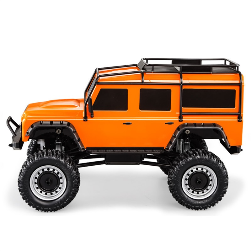Drop shipping DOUBLE E E328 - 003 1:8 Off-road Truck RTF 2.4GHz 4WD Giant RC Rock Crawler not a trx4 defende