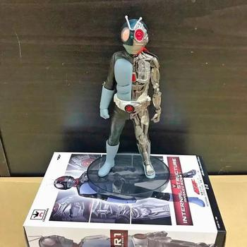 Masked Rider Kamen Rider action figure Wholesale Boxed superhero figure PVC figure