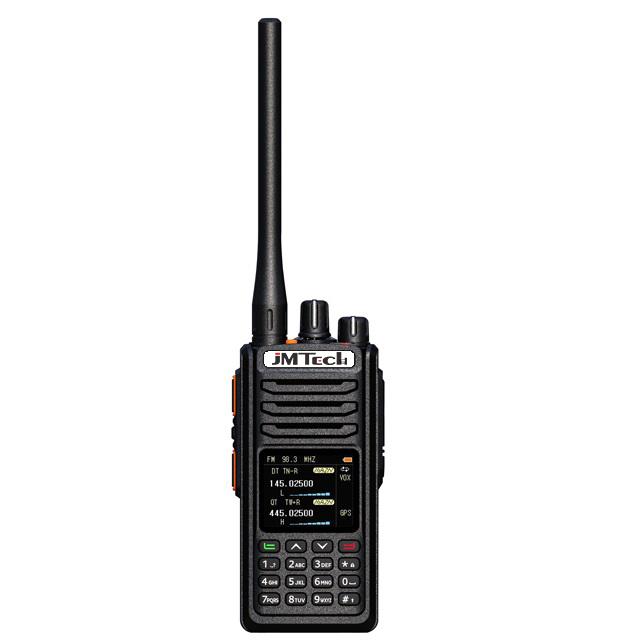 chinese ham radios talkie walkie vhf Price Cheap Dual band DMR Radio GPS 4000channels 5W walkie talkie radio JM-D3188