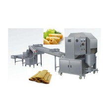 Machine À crêpes Printemps <span class=keywords><strong>Feuille</strong></span> <span class=keywords><strong>de</strong></span> Rouleau Formant La Machine