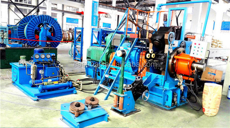 2020 new type Aluminum Conklad And Conform Extrusion Machine For OPGW and ACS Wire