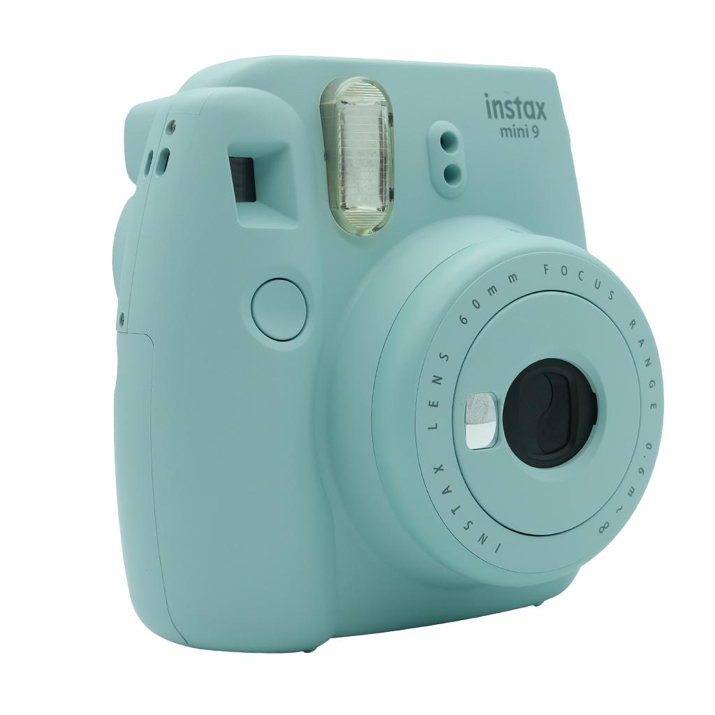 Фотокамера моментальной печати Fujifilm INSTAX Mini 9, подарочная упаковка, новинка, 5 цветов, подарок на Рождество, Новый Год, фотокамера моментально...(Китай)