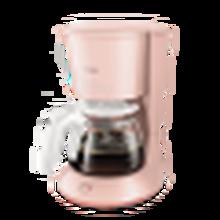 Hd7434 кофемашина Автоматическая капельная устойчивая американская кофеварка для приготовления чая и молока машина для холодного заваривани...(Китай)