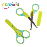 baby product safety new born kids nail scissors nail trimmers stainless steel for children