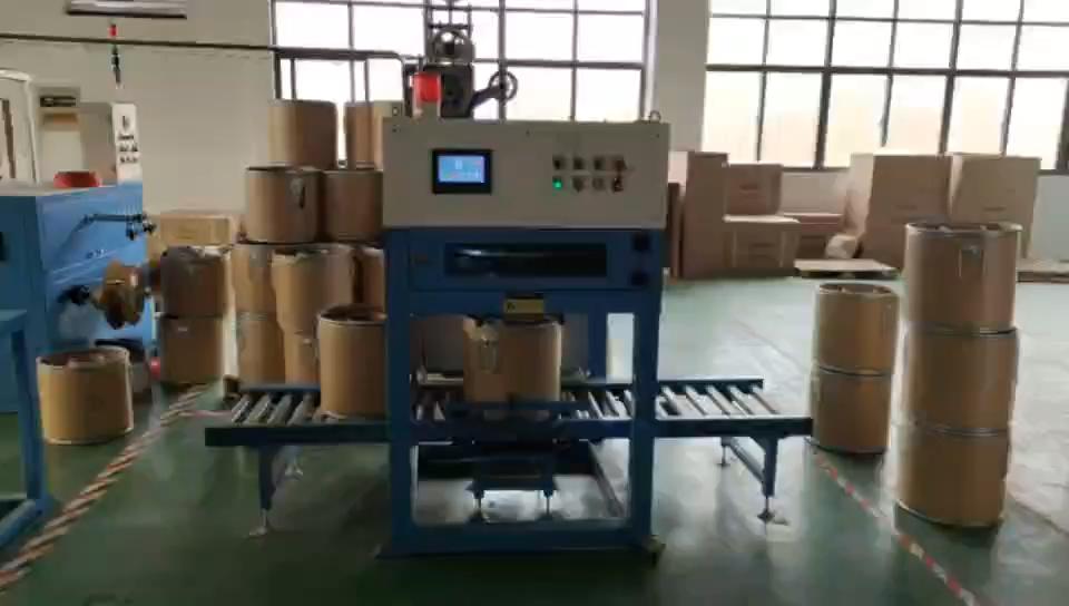 مصنع المورد نوع جديد شبه كابل تلقائي آلة للف