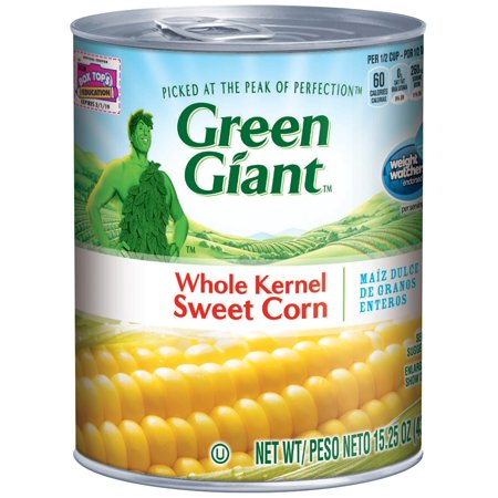 Green Giant Whole Kernel Sweet <strong>Corn</strong> Case Pack of 12 Cans
