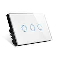 Zoray CCTV Wifi Smart Touch Light Smart Switch for Home