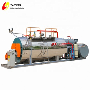 Energy Saving Quick Delivery Gas Boiler 1000 Kw