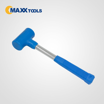 Cyan Blue Color Dead Blow Rubber Mallet Hammer With Steel Tube Handle Buy Plastic Hammer Rubber Hammer Emergency Hammer Product On Alibaba Com These handy helpers offer powerful persuasion with a gentle touch. alibaba com