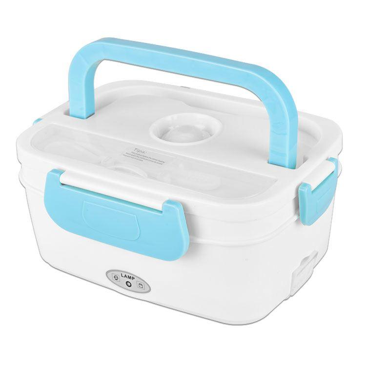 उच्च गुणवत्ता 1.05L खाद्य कंटेनर खाद्य गरम बॉक्स bento बॉक्स ताप विद्युत लंच बॉक्स के लिए एक व्यक्ति