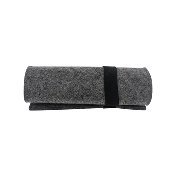 China Factory Supply Free Sample New Design Roll Bag Felt Pencil Case