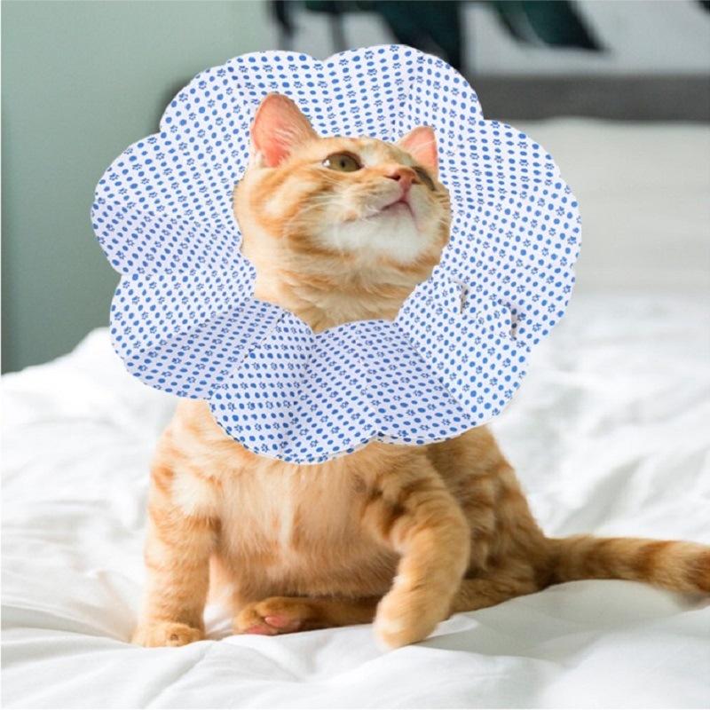 2020 высокое качество бумажный ошейник для питомца елизанты, мягкий ошейник для кошки, защищенный от укусов ошейник