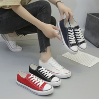 Custom women free style canvas shoes with good quality