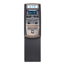 Self service Bitcoin ATM Machine touch screen betaling kiosk