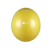 GOLDEN YUELAI Manufacturer wholesale New pvc Stability  yoga ball gym natural pvc massage yoga ball
