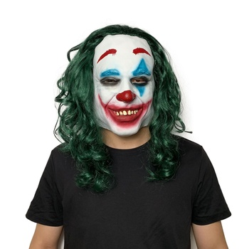 Monster Adult Latex Masks Full Face Breathable Halloween Scary clown Mask Fancy Dress Party Cosplay Costume For Festival