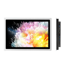 XieTouch Alle in Einem Desktop-<span class=keywords><strong>Intel</strong></span> J1900/i3/i5 15,6 inch Touch Screen Panel Fanless Industrie PC