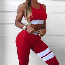 Meisjes Sportkleding Effen Kleur Yoga Set Stiksels Running Fitness Jogging T-shirt Leggings Pilates Set Ballet Dance Fitness Slijtage