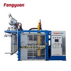 Fangyuan automatic eps foam package production line equipment thermocol insulation boxes packing machine