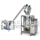 Automatic milk powder fitness protein powder seasoning powder bag filler and sealer packaging machine