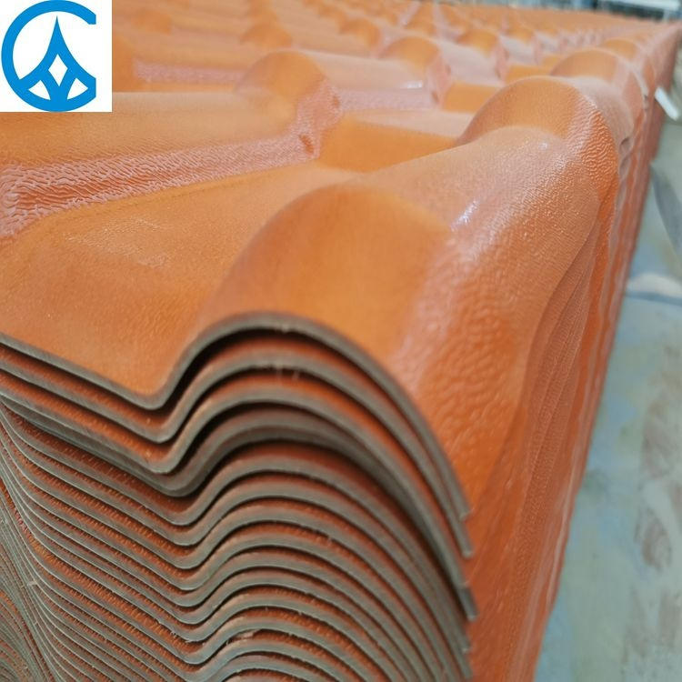 Lightweight Construction Materials Metro Roof Tile Roofing Sheets