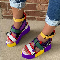 INS hot Slides Wholesale fashion sneakers Summer Sandal Ladies Shoes Women