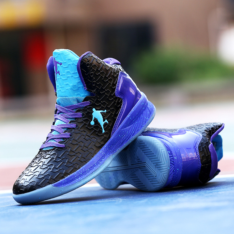 Hot Sale Basketball Shoes High Quality Men Basketball Sports Shoes