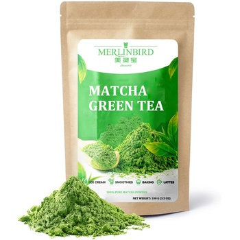 100% Matcha Green Tea Extract Powder
