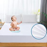 Amazon Best Selling Anti Dust Mite Bed Cover Waterproof Mattress Protector for Home Hotel