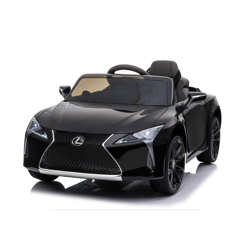 2020 new popular model cheap 12v ride on car Licensed Ride On Car Licensed Electric Toy Car luxury kids ride on toy LC500 1 seat