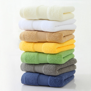 Hot Selling Super Cheap 100% Cotton White Face Towel