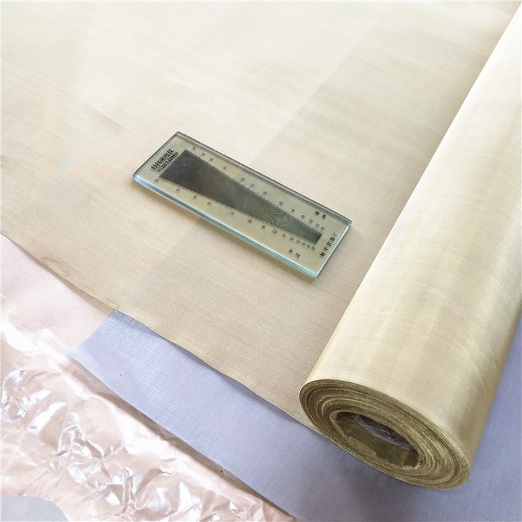 0.152mmx50 mesh plain/twill weave Brass H65 H68 H80 material 40 60 55 mesh copper mosquito nets