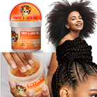 Gel Holding Gel Wholesale Manufacturer Hair Styling Strong Available African Hair Gel Stong Hold Tamer Gel Braid Gel Made In China