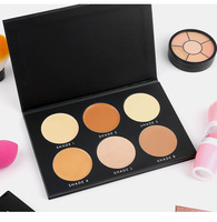 cream concealer palette contour full coverage waterproof private label makeup concealer