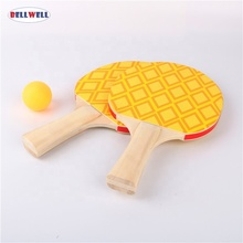 Bellwell Nuovi Prodotti Desktop Handcrafted Pingpong Paddle Tennis Da Tavolo <span class=keywords><strong>Racchetta</strong></span>