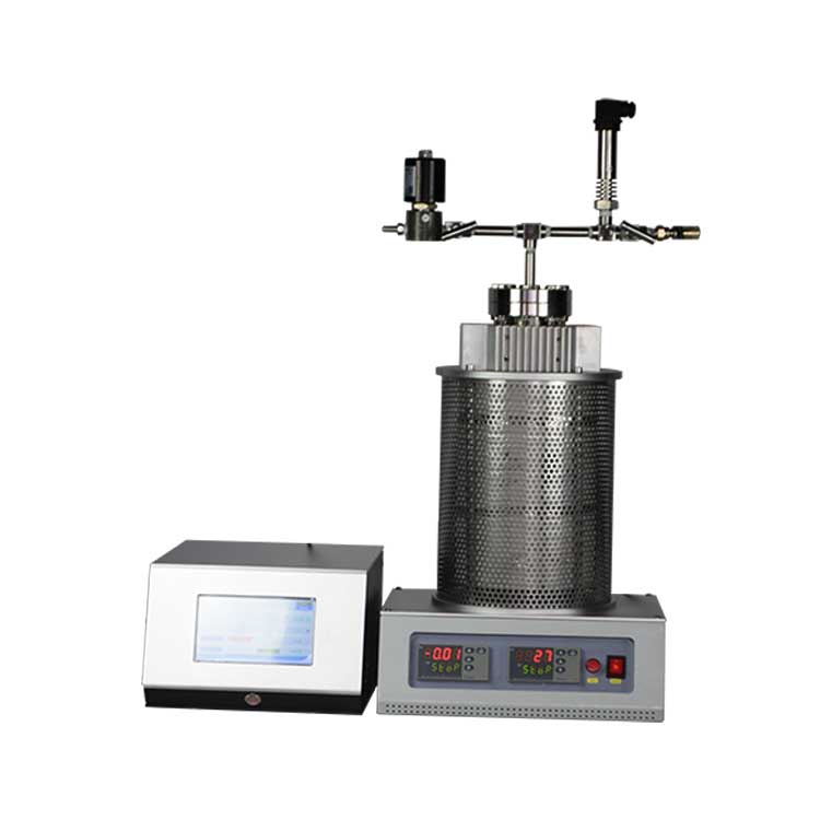 Portable Lab High Pressure Reactor Autoclave with Pressure Gauge