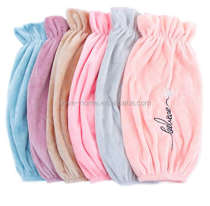 New winter fashion long sleeves cover / ladies adult cute cover sleeves / student anti-pollution warm sleeves cover