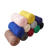 Charmkey 100% recycled cotton T-shirt yarn random color accept custom packaging